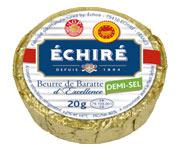 Butter Echiré - Recharge demi-sel - 20g